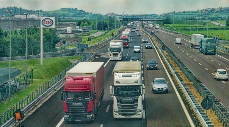 transport województwo lubuskie